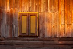 Old window wooden Stock Photo