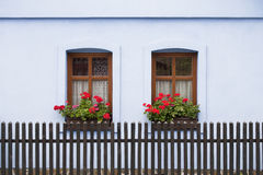 Old windows Royalty Free Stock Image