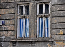Old windows Stock Photos