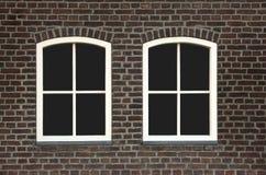 Old windows Royalty Free Stock Photos