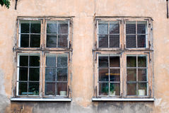 Free Old Windows Stock Photography - 8176252