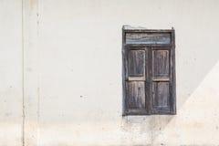 Old windows Stock Image