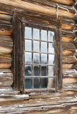 Old Windows Stock Image