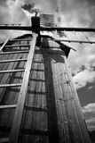 Old windturbine Royalty Free Stock Images