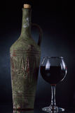 Old wine Stock Photography