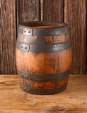 Old wine barrel Stock Photography