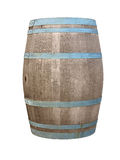 Old wine cask Royalty Free Stock Photography