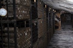 Old wine-cellar Royalty Free Stock Photo