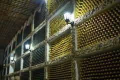 Old Wine Cellar Stock Image