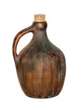 Old wine jug Stock Photo
