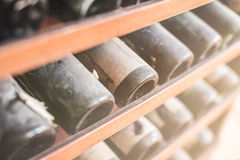 Old wine Royalty Free Stock Photography