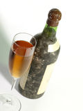 The old wine still-life Stock Photography
