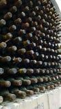 Old wine wine cellar grape wine wine tastings sommelier winery champain production. Old wine wine cellar grape wine winery champain production wine tastings royalty free stock photos
