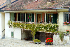 Old Winery at Castle Aigle Royalty Free Stock Photo