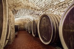 Old winery Royalty Free Stock Images