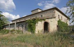 Around San Regolo in Chianti Royalty Free Stock Photography