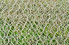 Old wire mesh. Royalty Free Stock Photos