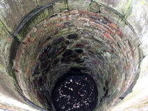 Old wishing well. Royalty Free Stock Photo