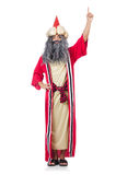 Old wizard Royalty Free Stock Image