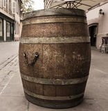 wine barrell stock photo 23766421 megapixl