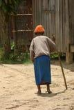 Old woman Stock Photos