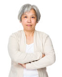 Old woman Royalty Free Stock Photography
