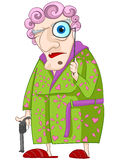 Old Woman Royalty Free Stock Photo
