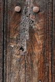 Old wood background. And texture Royalty Free Stock Image