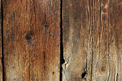 Old Wood Background. Close up of textured aged wood planks stock image