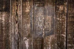 Old Wood Background. Brown Old Vintage Wood Background Stock Image