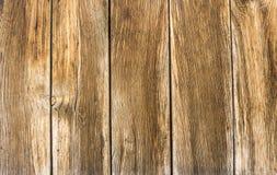 Old Wood Background. Brown Old Vintage Wood Background Royalty Free Stock Image