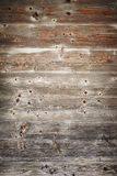 Old wood background. Close up view. Royalty Free Stock Photo