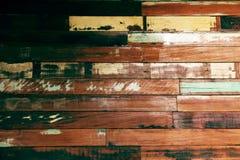 Old wood background. Stock Photo