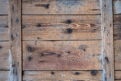 Old wood background. Extra large Royalty Free Stock Photo