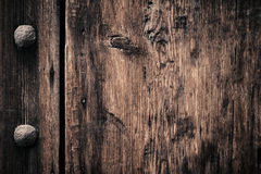 Old wood background / old wooden texture close Royalty Free Stock Images