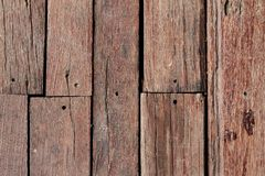 Old wood background. Old wood plank. Texture And Background royalty free stock image