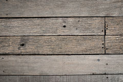 Old wood background. And texture Royalty Free Stock Images