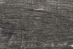 Old Wood Background Texture. Old and distressed antique grey board with vintage weathered textured grain background Stock Photo