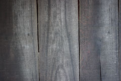 Old Wood Background Texture. Natural wooden wall texture background pattern. Wood planks boards old and dark closeup Royalty Free Stock Photos