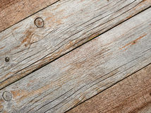 Old wood background. Top view Royalty Free Stock Photography