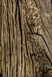Old wood background. Used for text and image Stock Photos