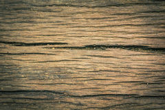 Old wood background used for text. And image Royalty Free Stock Photos