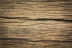 Old wood background used for text. And image Stock Image