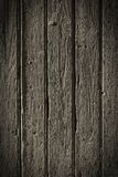 Old wood background with vignette Royalty Free Stock Photos