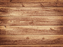 Old Wood Background - Vintage style brown and yellow colors. Stock Photography