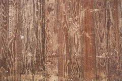 Old wood background. Vintage wooden texture for retro design Stock Image