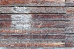 Old wood background. Wood Wall For text and Royalty Free Stock Image