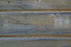 Old wood backgrounds Royalty Free Stock Photography