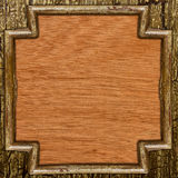 Old wood board Royalty Free Stock Photos