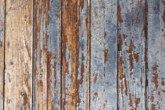 Old wood board siding Royalty Free Stock Image